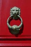 Drin de la puerta Imagen de archivo