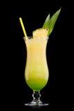 Drin del colada de Pina del kiwi imagen de archivo libre de regalías