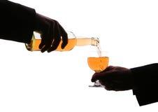 drink royaltyfri foto