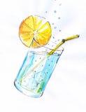 Drink vector illustration