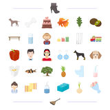 Drink, animal, breed, profession and other web icon in cartoon style. food, wedding, tool icons in set collection. Drink, animal, breed, profession and other Royalty Free Stock Photo