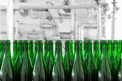 Drink bottles Royalty Free Stock Images