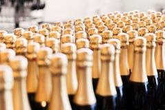Drink bottles Stock Images