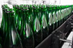 Drink bottles Stock Photos