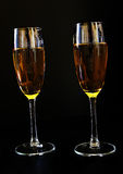 Drink the bubbly Stock Photography
