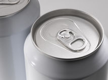 Drink Can Royalty Free Stock Photo