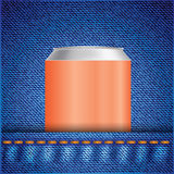 Drink can Royalty Free Stock Images