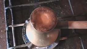 Drink, delicious, coffee. stock video