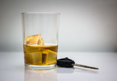 Drink dont drive Stock Images