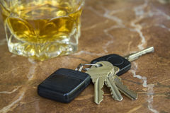 Drink and Drive Stock Photos