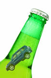 Drink driving concept stock photography