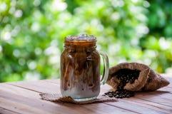 Drink för iskaffe Royaltyfri Fotografi