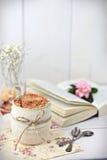 Drink för varm choklad royaltyfria bilder