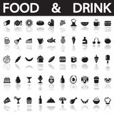 Drink and food Royalty Free Stock Images