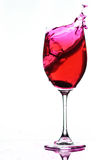 Drink in glass Royalty Free Stock Photo