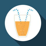 Drink graphic design , vector illustration Stock Photography