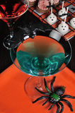 Drink on Halloween Royalty Free Stock Photography