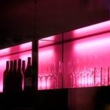 Drink i rosa färgerna Royaltyfri Bild