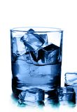 Drink with ice Royalty Free Stock Images