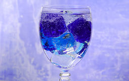 Drink on Ice Stock Photo