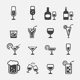 Drink icon Stock Image