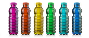 Free Drink In Plastic Bottle Royalty Free Stock Image - 94706976