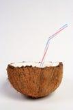 drink kokosowy Fotografia Royalty Free