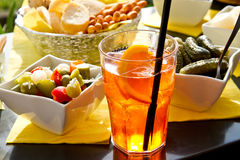 drink long royaltyfri bild