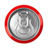 Drink metal bottle Royalty Free Stock Photography