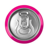 Drink metal bottle Stock Photography