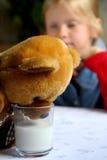 Drink milk! Stock Image