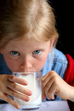 Drink milk! Royalty Free Stock Photography