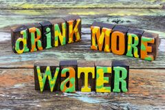 Free Drink More Water Stay Hydrated Healthy Lifestyle Royalty Free Stock Photos - 173056458