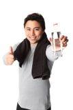Drink plenty of water Royalty Free Stock Photo