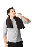 Drink plenty of water Royalty Free Stock Photos