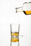 Drink responsibly; Royalty Free Stock Photography