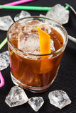 Drink with rum Royalty Free Stock Image
