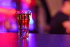 Drink shot Royalty Free Stock Image