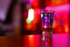 Drink shot Royalty Free Stock Images