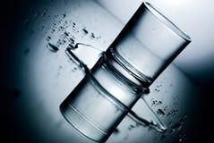 drink spilt Стоковое Изображение