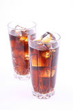 Drink for two Royalty Free Stock Photography