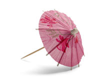 Drink Umbrella Royalty Free Stock Images