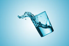 Drink water Royalty Free Stock Image