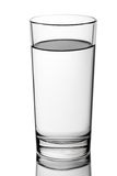 Drink water glass Royalty Free Stock Image