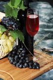 Drink wine Stock Photography