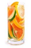 drinka owoców cytrusowych Zdjęcia Stock