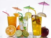 drinkar Royaltyfri Bild