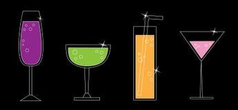 drinkar Arkivfoton