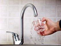 Drinkbaar water stock afbeeldingen