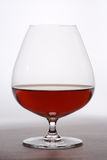 Drinkbeker met sterke drank royalty-vrije stock fotografie